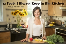 12 Foods to keep in your Kitchen - Healthy Food Ideas