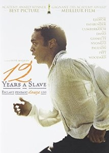 12 Years a Slave - Favourite Movies