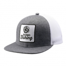 13 Fishing Silver Fox Snapback - Hats