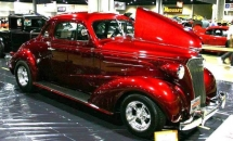 1937 Chevrolet Coupe Custom Street Rod - Cars & Motorcyles