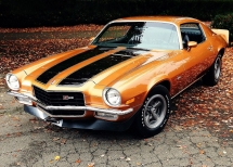 1972 Chevy Camaro Z28 - Cars
