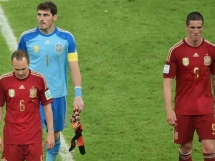 #1 ranked Spain elminated from 2014 FIFA World Cup - 2014 FIFA World Cup