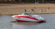 2013 24' Crownline Eclipse - Motorboats