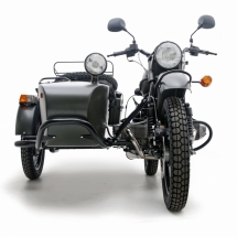 2013 Ural Gear-Up 2WD Sidecar Motorcycle - Vintage Inspired Motorcycles
