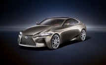 2014 Lexus IS LF-CC Coupe - Now this is a car!