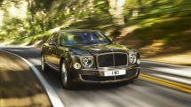 2015 Bentley Mulsanne Speed - I Wanna Ride In That!