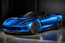 2015 Chevrolet Corvette Z06 Convertible - Cars