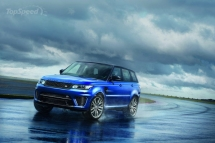 2015 Range Rover Sport SVR - Now this is a car!