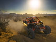 2017 Can-Am Maverick X3 X rs - Side by Sides