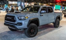 2017 Toyota Tacoma TRD - Awesome Rides