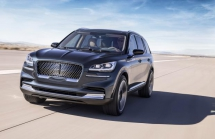 2019 Lincoln Aviator Production Preview - Cars