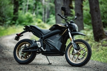 2019 Zero DSR - Electric Motorcycles