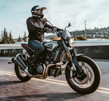 2020 Indian FTR Rally Motorcycle - Motorcycles