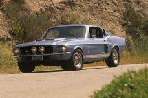 67' Shelby GT500 - Hot rods