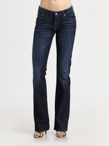 7 For All Mankind Kimmie Bootcut Jeans - Clothing, Shoes & Accessories