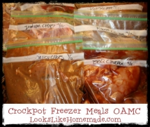 8 Freezer Crock Pot Recipes - What's for dinner?