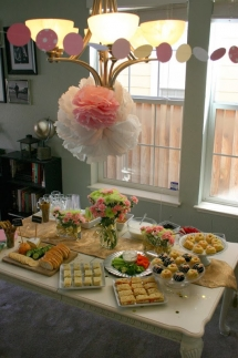 A Bridal Shower Brunch - Wedding Ideas