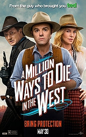 A Million Ways to Die in the West - I love movies!