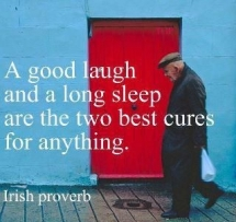 A Simple Irish Proverb - Quotes