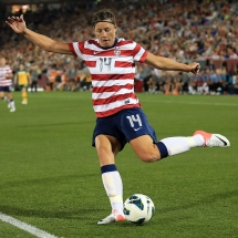 Abby Wambach - Greatest athletes of all time