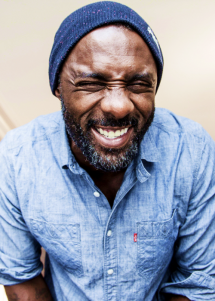Actor Idris Elba - Fave celebs