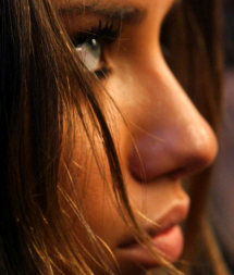 Adriana Lima closeup [photo] - Adriana Lima