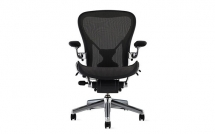 Aeron Deluxe Chair with PostureFit - Home Office