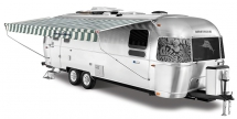 Airstream Tommy Bahama Special Edition Travel Trailer  - Camping