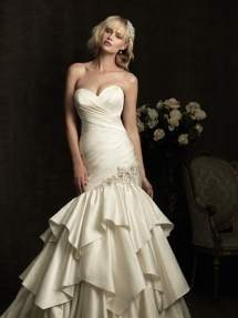 Allure Bridals Wedding Dress - My Wedding Dress