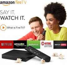 Amazon Fire TV - What's Cool In Technology