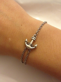 Anchor Bracelet - Most fave products