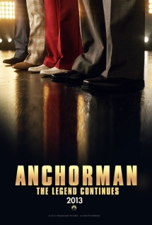 Anchorman: The Legend Continues (2013) - Movies