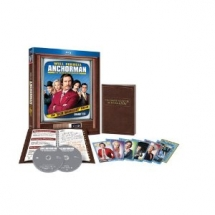 Anchorman: The Legend of Ron Burgundy - Unrated Rich Mahogany Edition - Movies