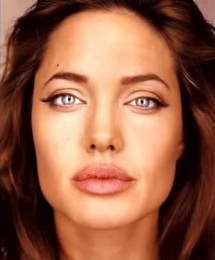 Angelina Jolie - Celebrity Portraits
