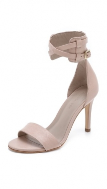 Ankle Strap Sandals - Sandals