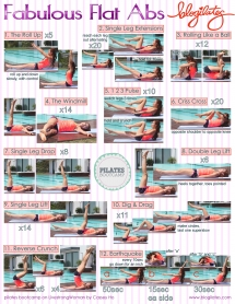 Another Ab Workout - Great Ways To Get Fit...If You Are Up For It!
