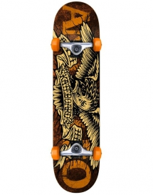 Anti Hero Hesh Eagle Complete Skateboard - Skateboards