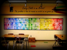 Art in Middle School - Awesome Art lessons