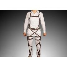 Attack on Titan Belts and Harness Cosplay Straps -  Attack On Titan costumes
