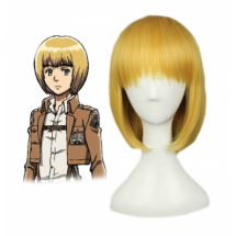 Attack on Titan Cosplay Wig - Attack on Titan Cosplay Wigs