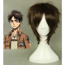 Attack on Titan Eren Jaeger Cosplay Wig - Attack on Titan Cosplay Wigs