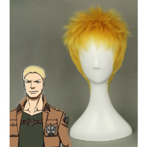 Attack on Titan Reiner Braun Cosplay Wig - Attack on Titan Cosplay Wigs