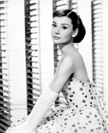 Audrey Hepburn - Fave Celebrities
