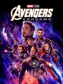 Avengers: Endgame - Favourite Movies