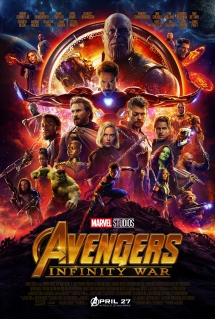 Avengers: Infinity War - Favourite Movies