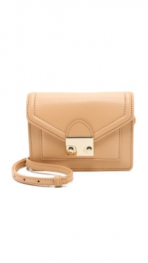 Baby Rider Cross Body Bag by Loeffler Randall - Fave Clothing, Shoes & Accessories