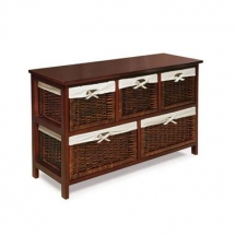 Badger Basket 5 Basket Storage Unit - For the new arrival