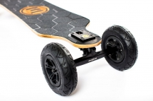 Bamboo GTX Series 2 in 1 from Evolve Skateboards - Skateboards