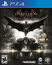 Batman: Arkham Knight - Wish List