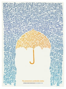 Be Someone's Umbrella - Art Fun